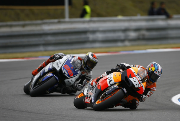 Spinning The Rear - MotoGP Race Report - Brno - 50 to 7050 to 70