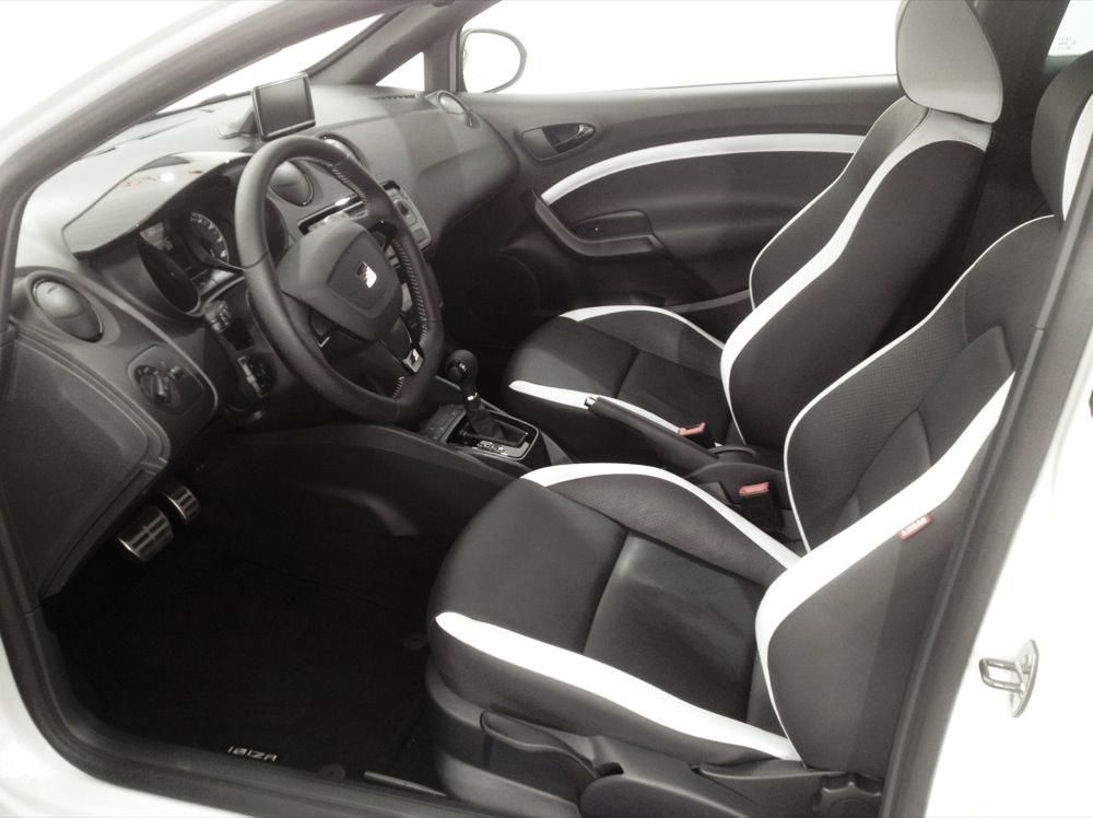 Seat ibiza cupra interior 50 to 7050 to 70 for Seat ibiza cupra interior