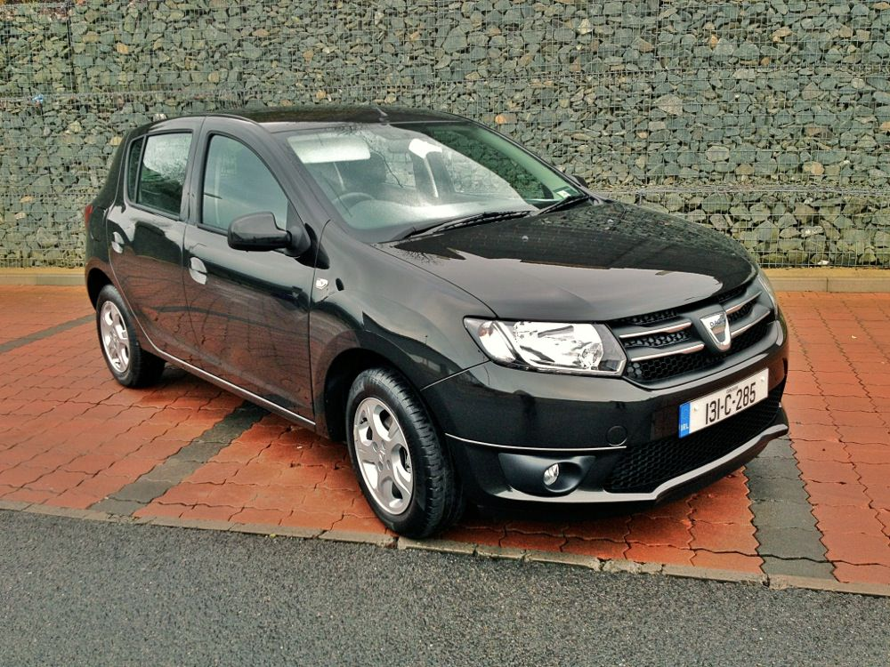 dacia sandero 1 2 petrol review50 to 70. Black Bedroom Furniture Sets. Home Design Ideas