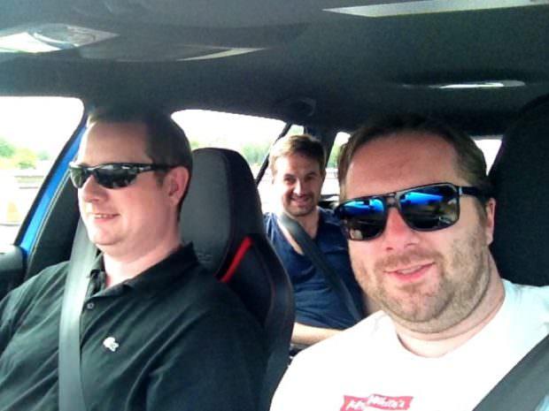 Octavia RS roadtrip
