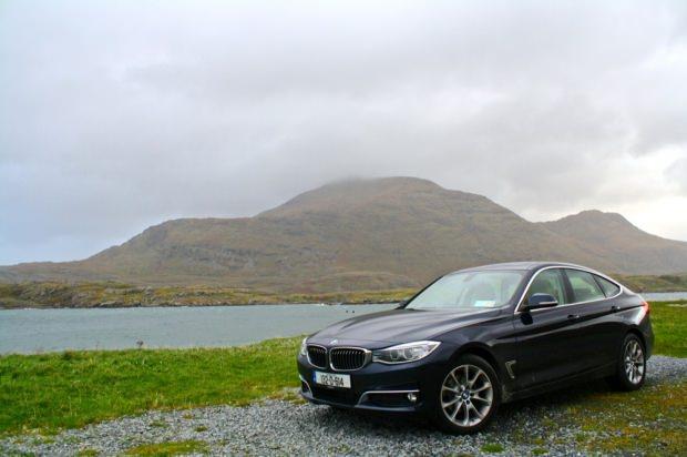 BMW 3 Series Gran Turismo front quarter