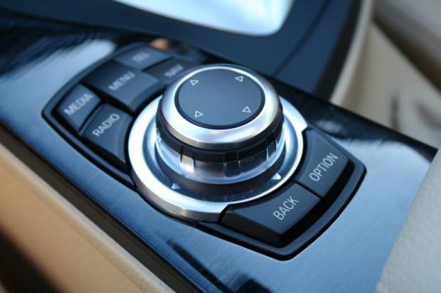 BMW 3 Series Gran Turismo iDrive