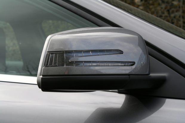 Mercedes GLA mirror