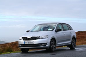Skoda Rapid Spaceback main