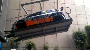 SEAT race car drop