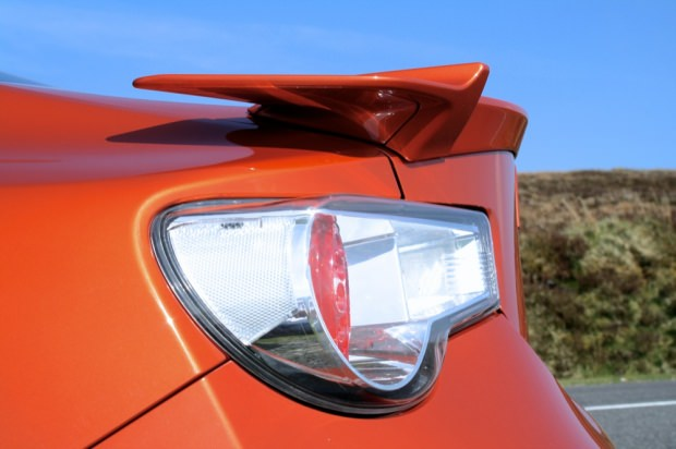 Toyota GT86 wing