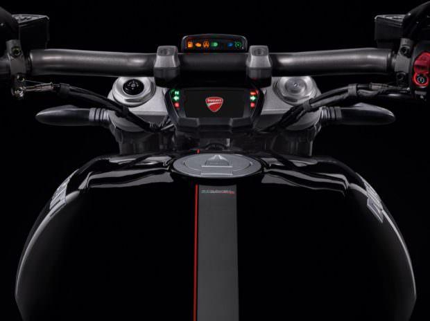 Ducati XDiavel handbars