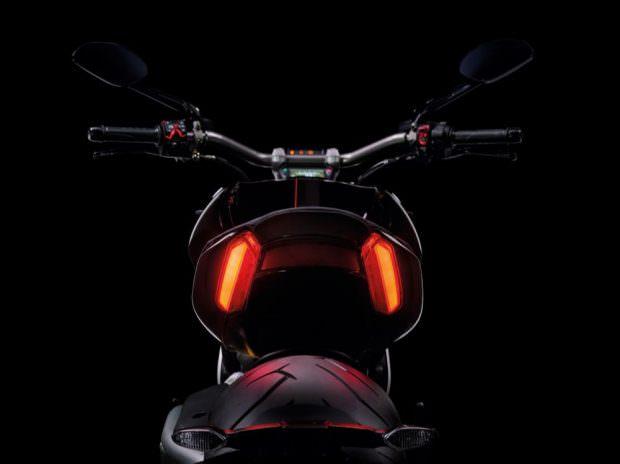 Ducati XDiavel rear light