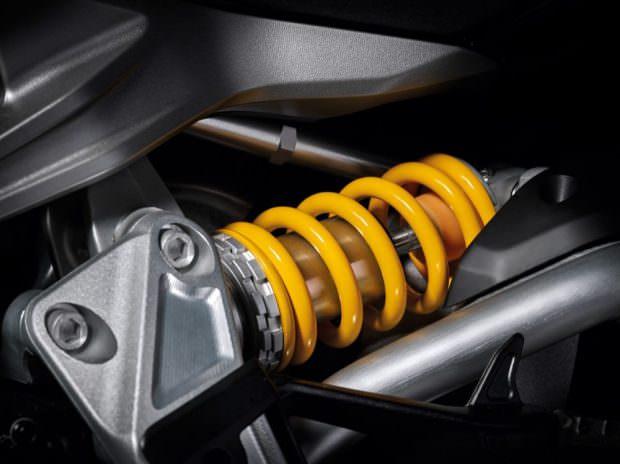 Ducati XDiavel rear spring