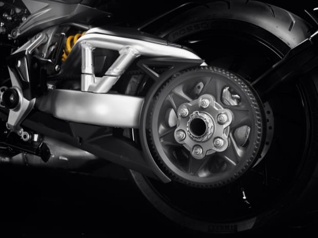 Ducati XDiavel swingarm