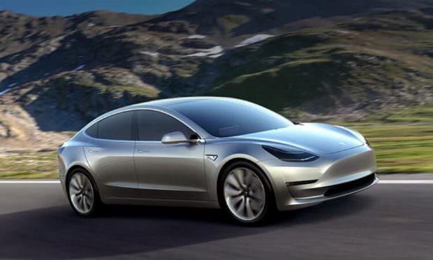 Tesla Model 350-to-70