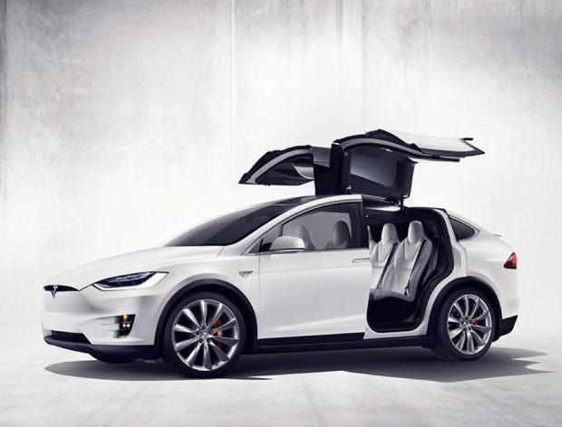 Tesla Model X side50-to-70