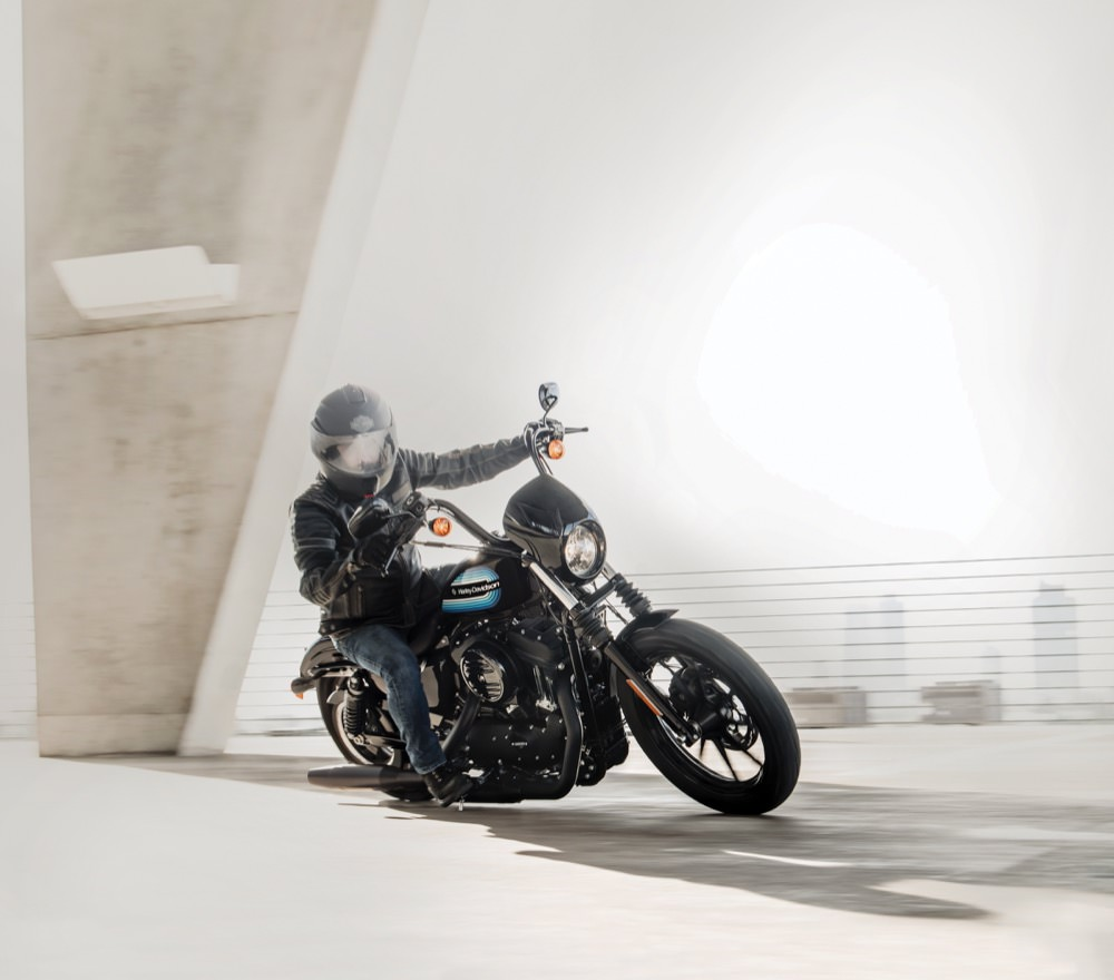 Harley-Davidson's new Iron 1200 and Forty-Eight Special -