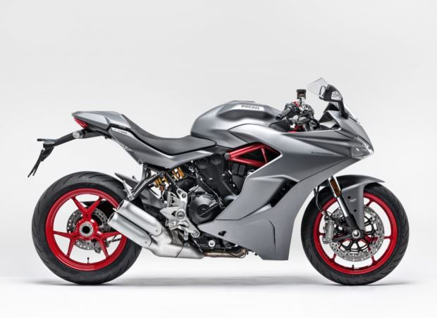 Ducati Supersport side view