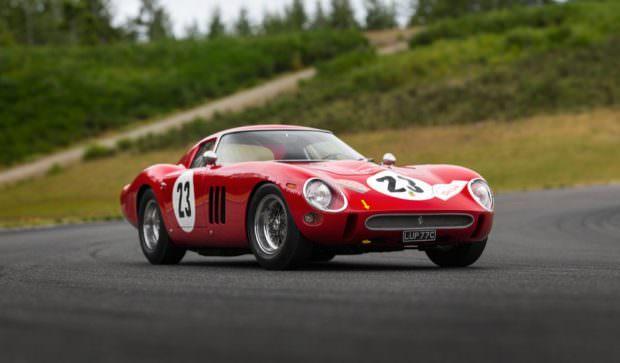Ferrari 250 GTO front view