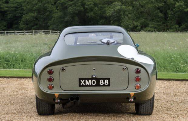 Aston Martin DP215 rear