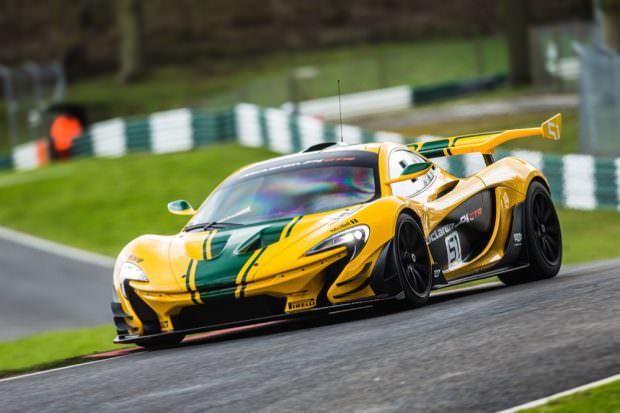 P1 GTR racer