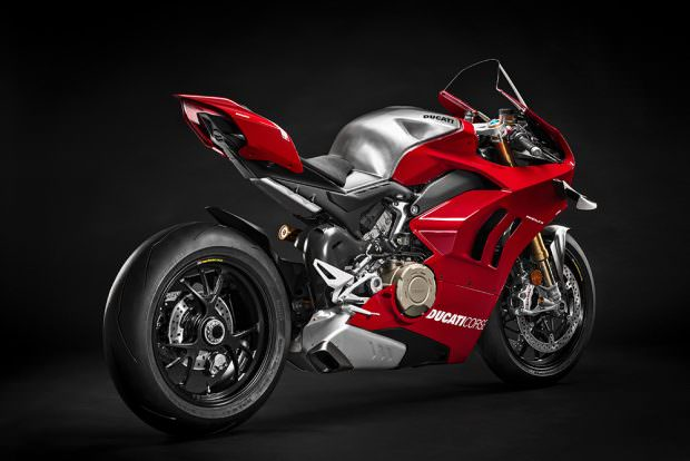 Ducati Panigale V4 R rear