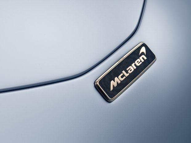 McLaren Speedtail detail