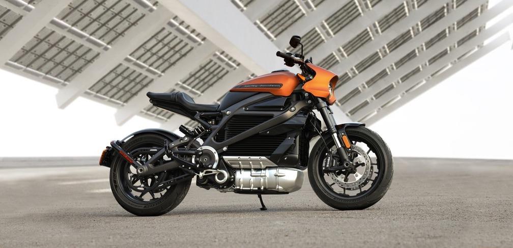 Harley-Davidson LiveWire main