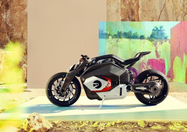 BMW Vision DC Roadster side