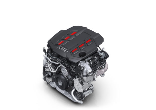 How Audi's hot new diesel works in the S4